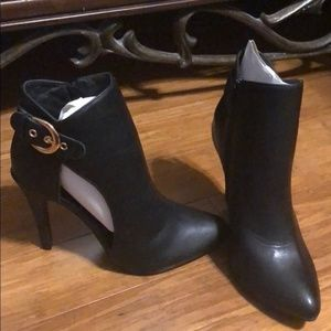 Ashley Stewart boots